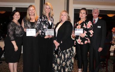 Chamber award winning members